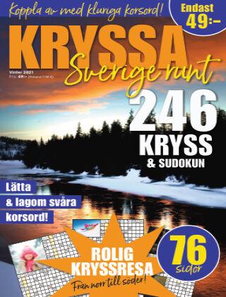 Kryssa Sverige runt 2020-12-29