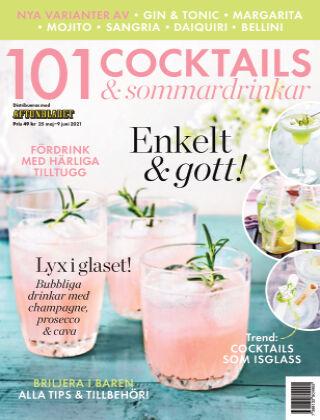 101 cocktails & sommardrinkar 2021-05-25