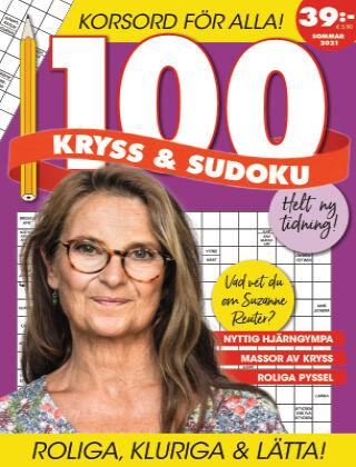 100 Kryss & sudoku 2021-06-24
