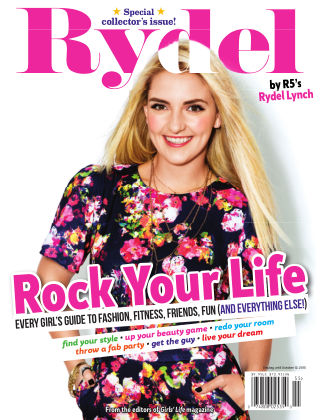 Girls' Life Magazine Rydel-Special Issue