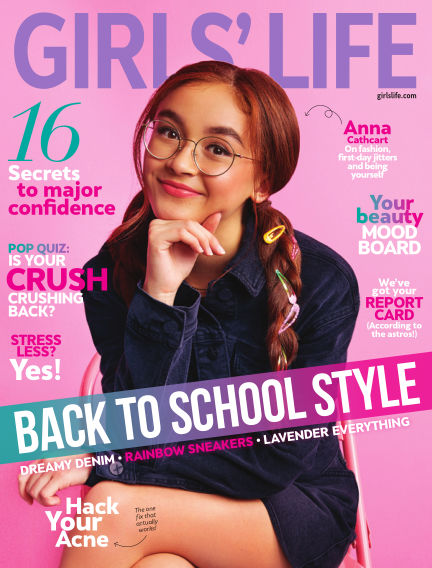 Girls\' Life Magazine Subscription Best Offer With Readly