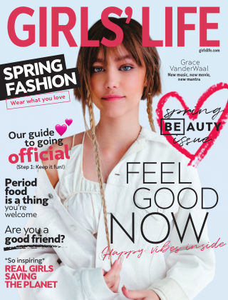 Girls' Life Magazine April/May 2020