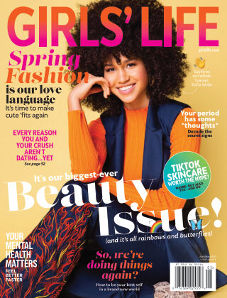 Girls' Life Magazine April/May 2021