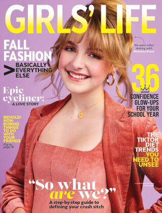 Girls' Life Magazine Oct/Nov 2021