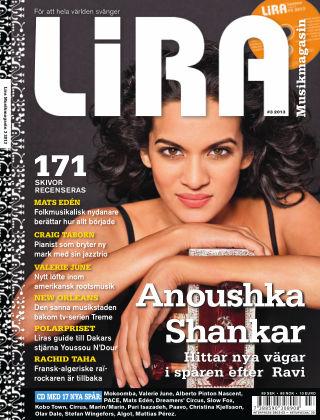 Lira Musikmagasin 2013-05-30