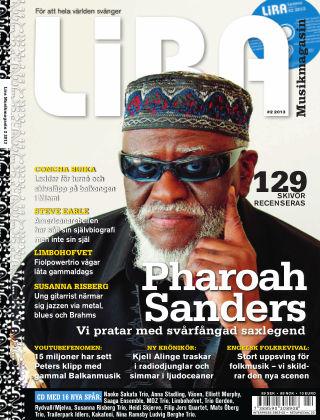 Lira Musikmagasin 2013-04-04
