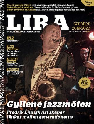 Lira Musikmagasin 2019-11-22
