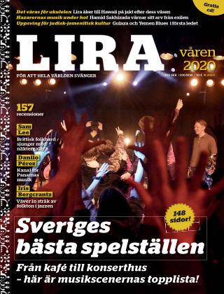 Lira Musikmagasin 2020-02-21