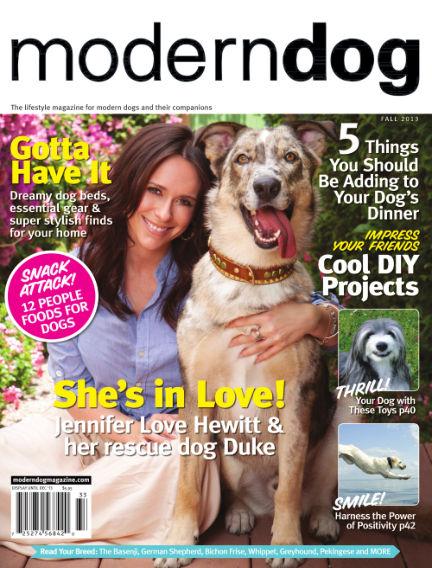 Modern Dog September 01, 2013 00:00