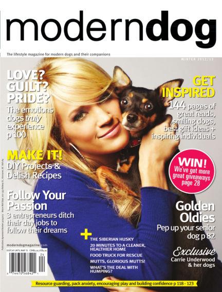 Modern Dog December 01, 2012 00:00