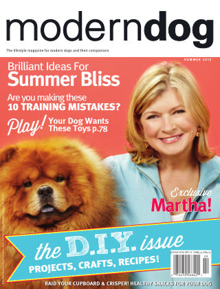 Modern Dog Summer 2012