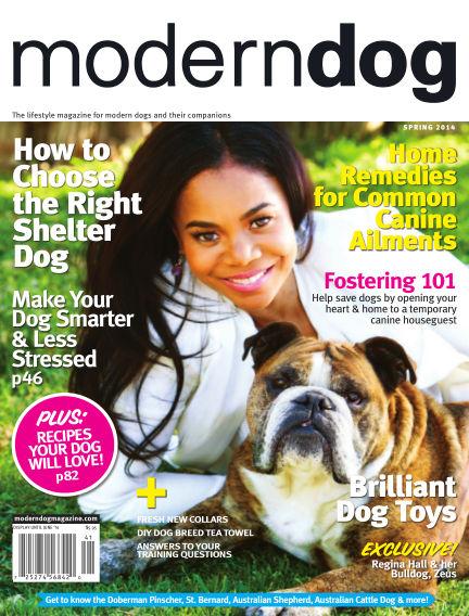 Modern Dog March 01, 2014 00:00