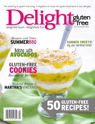 Delight Gluten-Free Magazine July / Aug 2014