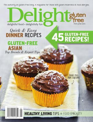Delight Gluten-Free Magazine May/June 2015