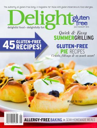 Delight Gluten-Free Magazine July-August 2015