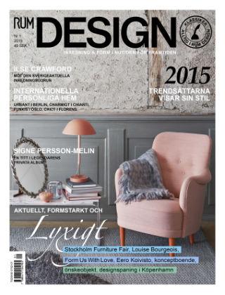 Rum Design (Inga nya utgåvor) 2015-01-29