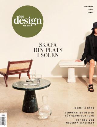 Rum Design 2019-04-16