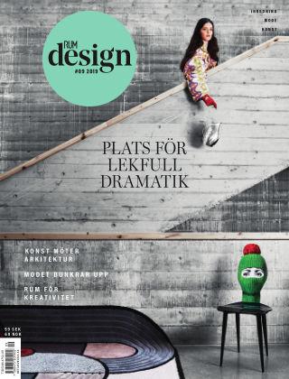 Rum Design (Inga nya utgåvor) 2019-09-26