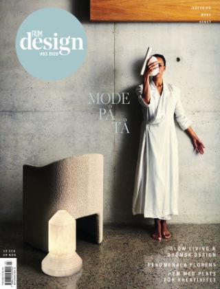 Rum Design (Inga nya utgåvor) 2020-03-12