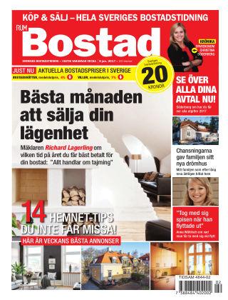 RUM BOSTAD (Inga nya utgåvor) 2017-01-05
