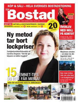 RUM BOSTAD (Inga nya utgåvor) 2017-01-19