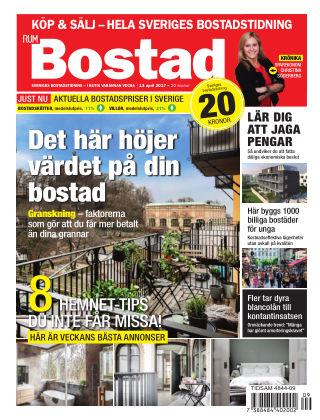 RUM BOSTAD (Inga nya utgåvor) 2017-04-13