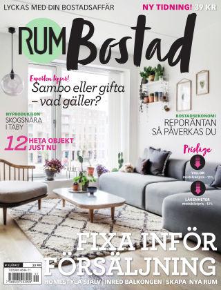 RUM BOSTAD (Inga nya utgåvor) 2017-05-11
