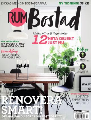 RUM BOSTAD (Inga nya utgåvor) 2017-05-24