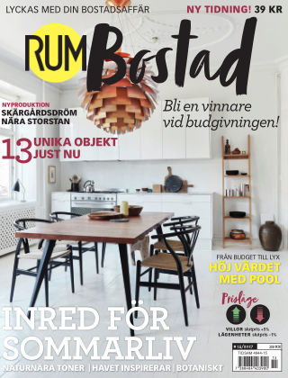 RUM BOSTAD (Inga nya utgåvor) 2017-07-06