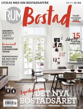 RUM BOSTAD (Inga nya utgåvor) 2018-01-16