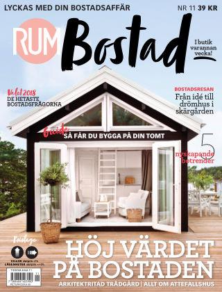 RUM BOSTAD (Inga nya utgåvor) 2018-07-03