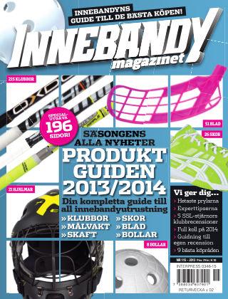 Innebandymagazinet 2013-08-26