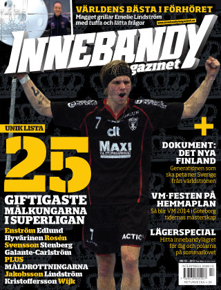 Innebandymagazinet 2013-04-01