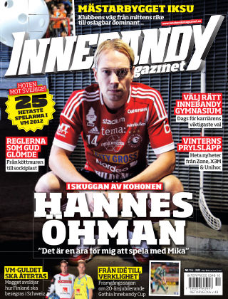 Innebandymagazinet 2012-10-16