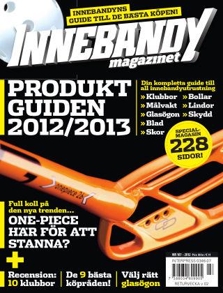 Innebandymagazinet 2012-08-24