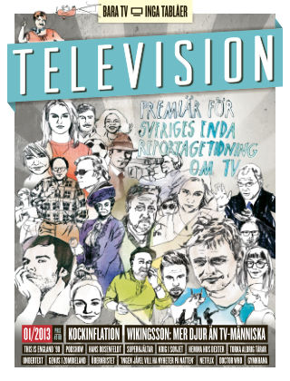 Magasinet Television 2013-10-04