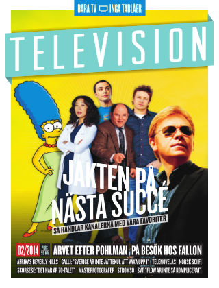 Magasinet Television 2014-06-18