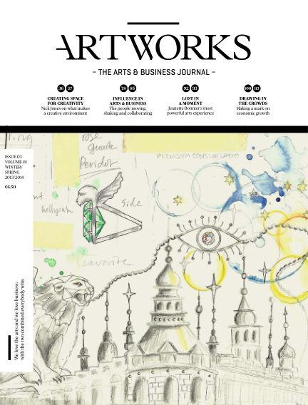 Artworks Journal (Inga nya utgåvor) December 09, 2013 00:00