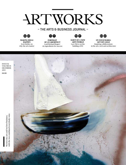 Artworks Journal (Inga nya utgåvor) September 02, 2013 00:00