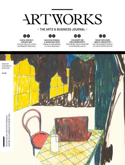 Artworks Journal (Inga nya utgåvor) June 03, 2013 00:00