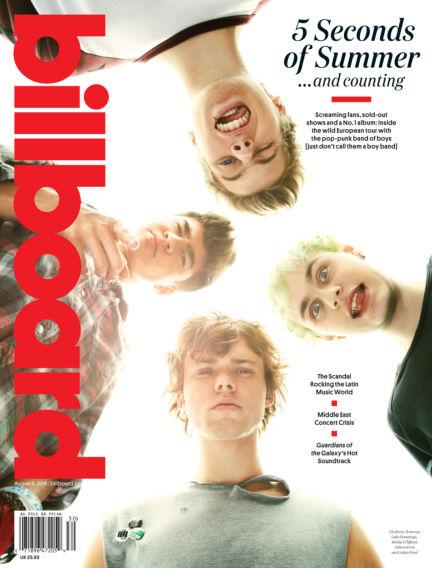 Billboard August 02, 2014 00:00