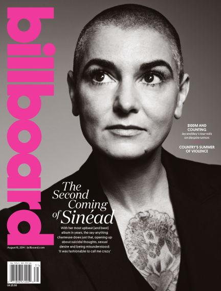Billboard August 09, 2014 00:00