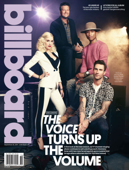 Billboard September 13, 2014 00:00