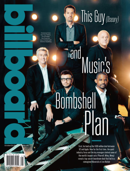 Billboard October 18, 2014 00:00