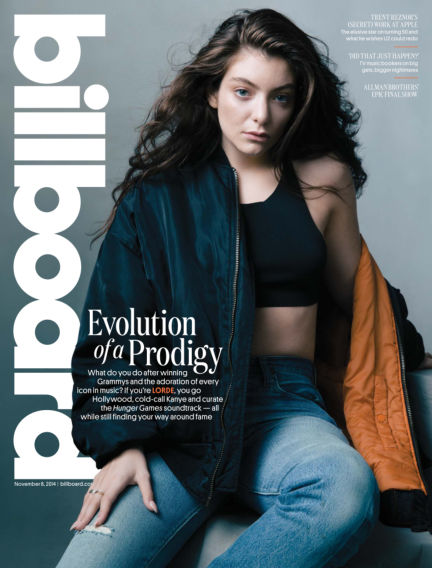 Billboard November 01, 2014 00:00