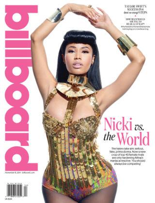 Billboard 2014-11-08