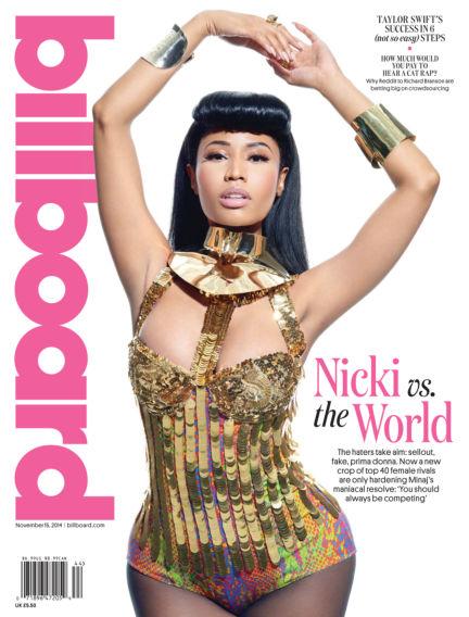 Billboard November 08, 2014 00:00