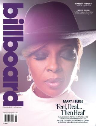 Billboard November 29, 2014