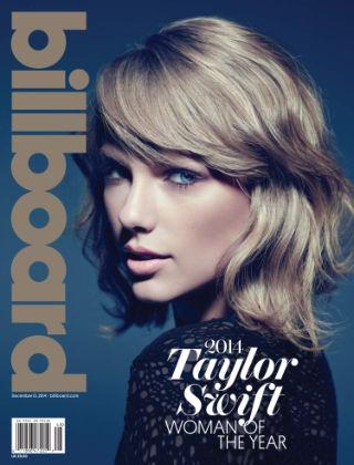Billboard December 13, 2014