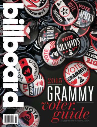 Billboard January 3, 2015